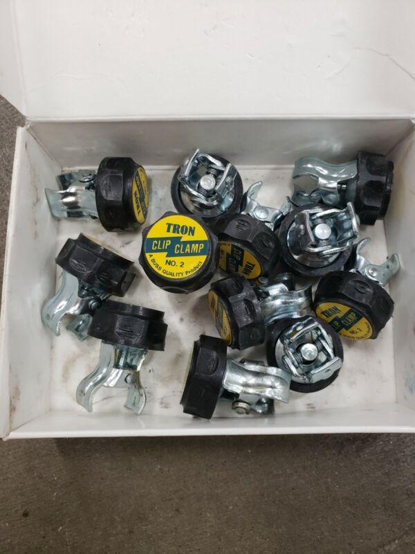 Tron Clip Clamp #2 Trico Fuse Holder Remover, box of 12