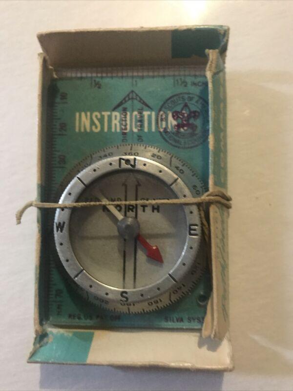 Vintage Official Boy Scout Pathfinder Compass