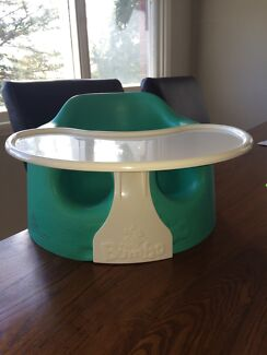 Original Bumbo seat with removable table Lambton Newcastle Area Preview