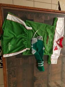 Grasshoppers soccer uniform 6 yr old Banksia Beach Caboolture Area Preview