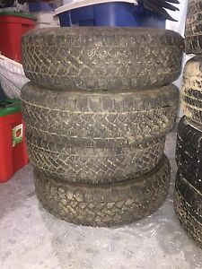 Winter tires for 15 inch rims