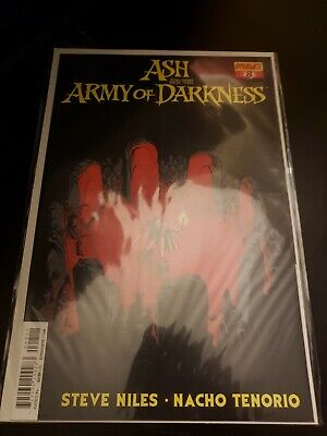 Dynamite Comics - Ash and the Army of Darkness (2013) - #8 - Cover