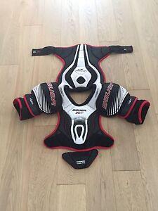 New Bauer shoulder pads