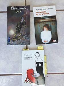 Plusieurs livres