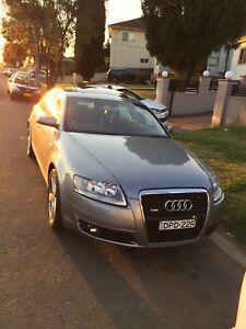 BARGAIN!!AUDI A6 SLine LOW KMS MAY SWAP