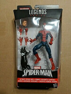 Marvel Legends Peter Parker Ultimate Spider-Man Space Venom BAF Hasbro NEW