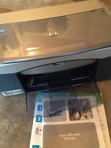 HP printer & scanner all in one