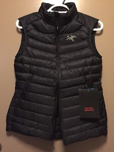 Arcteryx Cerium LT vest womens medium