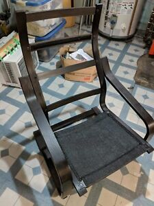 Ikea chair frame without cushions