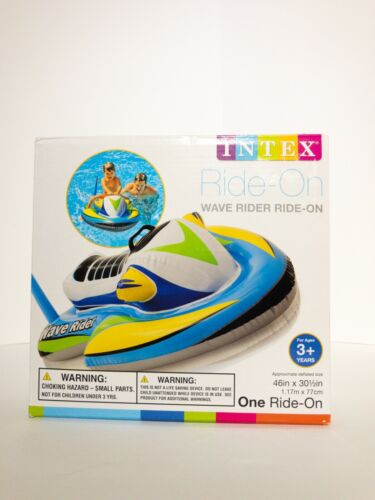 """Intex Wave Rider Ride-On, 46"""" X 30.5"""", for Ages 3+"""