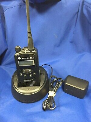 Motorola Radius Vl130 Handheld 2-way Radio Walkie-talkie 6 Available