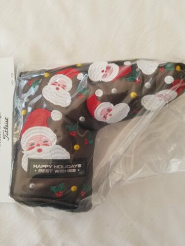 Scotty Cameron Christmas Dancing Santas Putter Cover - 2020