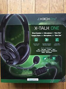 Xbox one wired headset