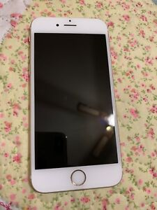 10/10 Mint condition unlocked iPhone 6s 128g gold