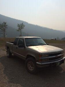 1998 Z71 diesel