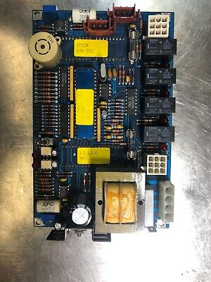 Used Adc American Dryer Stack 137234 Dmc Phase 5 Microprocessor Board 330 Model
