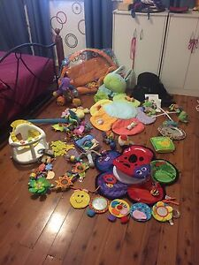 Baby Bundle- 23 items incl. babybjorn, fisher price, lamaze Pennant Hills Hornsby Area Preview