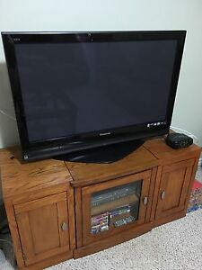 """40 """" TV and entertainment centre"""