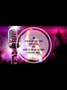 Karaoke Host And Full Pro Setup Available To Hire Diamond Valley Maroochydore Area Preview