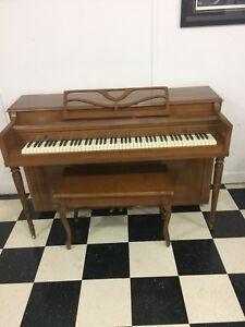 Winter Piano