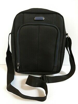 American Tourister Shoulder Bag Travel Lightweight Black 12x10x4 NWOT American Tourister Lightweight Suitcase