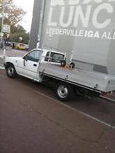 Man and Ute for hire frm$30 West Perth Perth City Preview