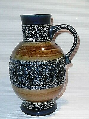 Marzi & Remy Keramik Krug Modell 1364 für 2,450 Liter Höhe 26 cm 2 Liter Modell