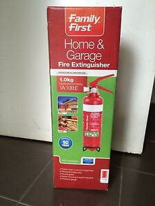 Family first home & garage fire extinguisher Baulkham Hills The Hills District Preview