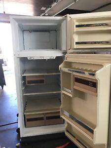 "Kenmore Apartment sized fridge - 24"" W x 31"" D x 57"" H"