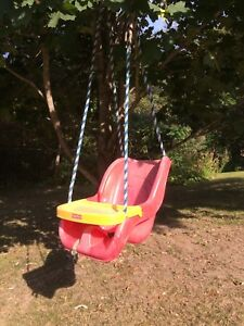 Outdoor baby/child/infant/kid swing