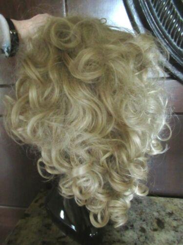 "CAMELIA ROSE Irish Dance Wig Ashe Blonde Loose Long 20"" curly wig"