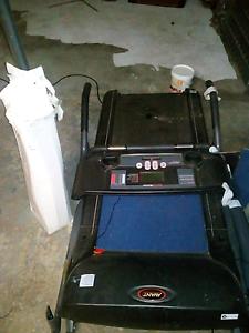 Threadmill exercise machine Ingleside Warringah Area Preview
