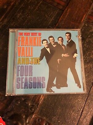 The Very Best of Frankie Valli & the Four Seasons [Rhino 2002] by Frankie (The Very Best Of Frankie Valli)