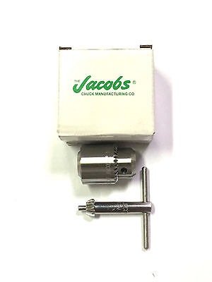 Jacobs 1bm 38-24 Stainless Steel Drill Chuck K1m Key 33385