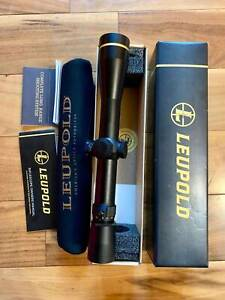 LEUPOLD scope VX-3I 4.5-14X40 30MM Side focus MATTE DUPLEX Code: L