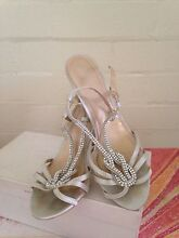 Size 10 strappy high heel by betts South Perth South Perth Area Preview