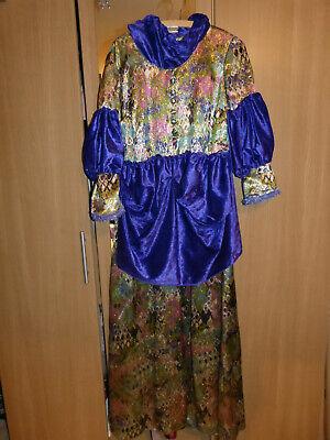 Theater, Kostüme, Kleid, historische Kostüme Karneval, Fasching, Größe 44