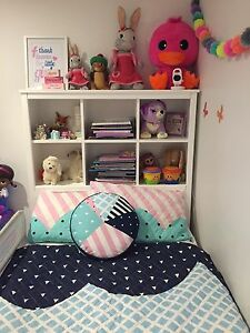 Children's King Single Bed with Storage Bulimba Brisbane South East Preview