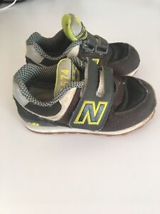 Toddler size 7 new balance