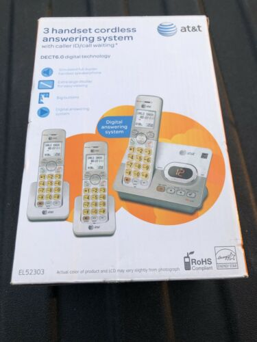 3 Handset Answer System