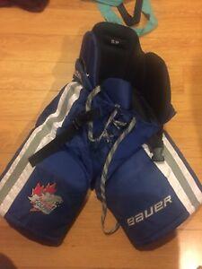 Bauer Nexus Hockey Pants SMALL (Youth) Etobicoke Dolphins