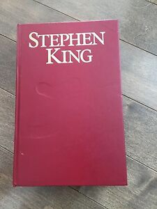 STEPHEN KING-the shining,salems lot,carrie