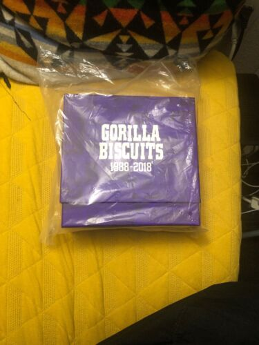 Gorilla Biscuits - $200.00