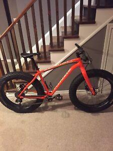 Specialized fat bike