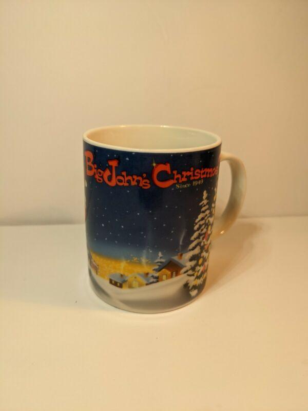 Christmas Mugs Big John