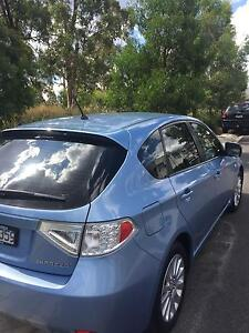 2010 Subaru Impreza Hatchback Croydon Maroondah Area Preview