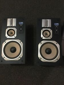 aiwa speakers hook up