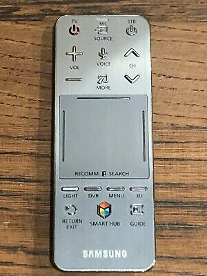 Samsung LED TV Touch/Voice Activated Smart Remote Control AA5900758A RMCTPF1BP1