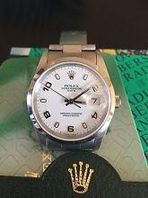 Rolex 15200 datejust midsize watch