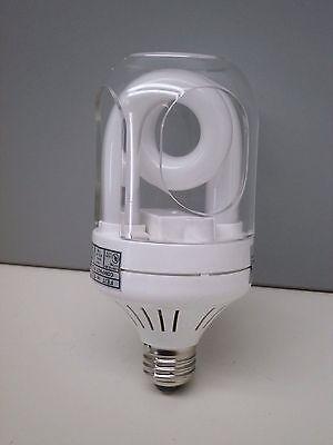 Feit ESL18 18-Watt Compact Fluorescent Post Table Lamp Light Bulb 18W Daylight Daylight Compact Fluorescent Light Bulb